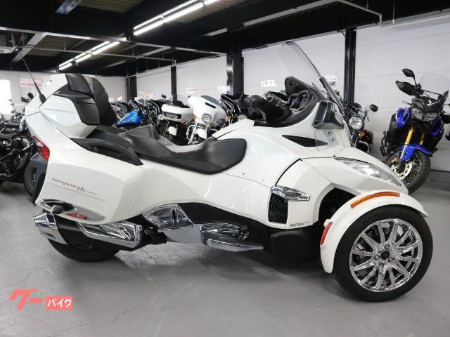 BRP can-am SPYDER RT LIMITED ETC装備 その1